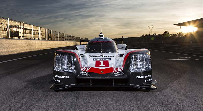Récords Porsche en las 24 Horas de Le Mans