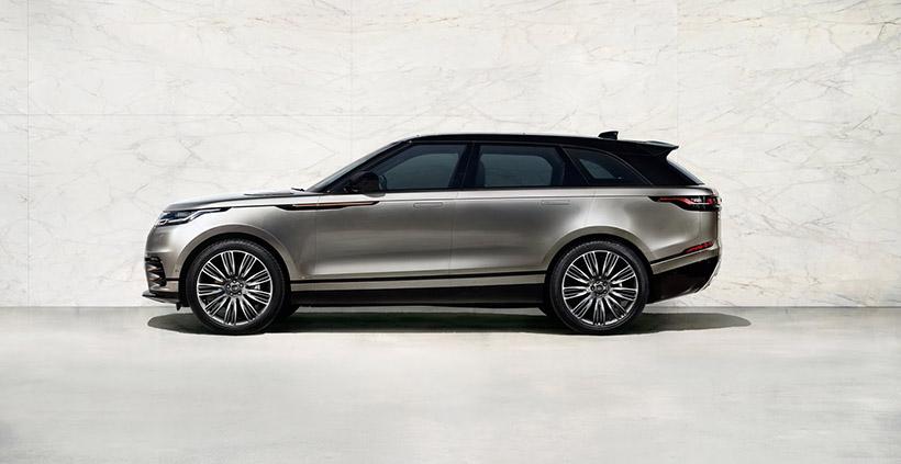 Range Rover Velar 2018