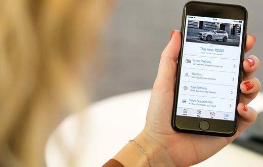 Volvo On Call, tecnología para el auto conectado