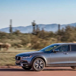 Test Drive Volvo V90 Cross Country