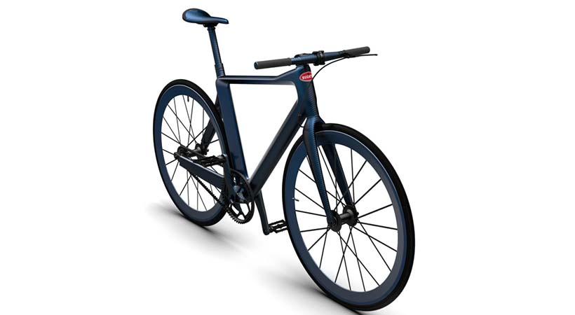 Bicicleta Bugatti, ,000 de lujo y tecnología al extremo