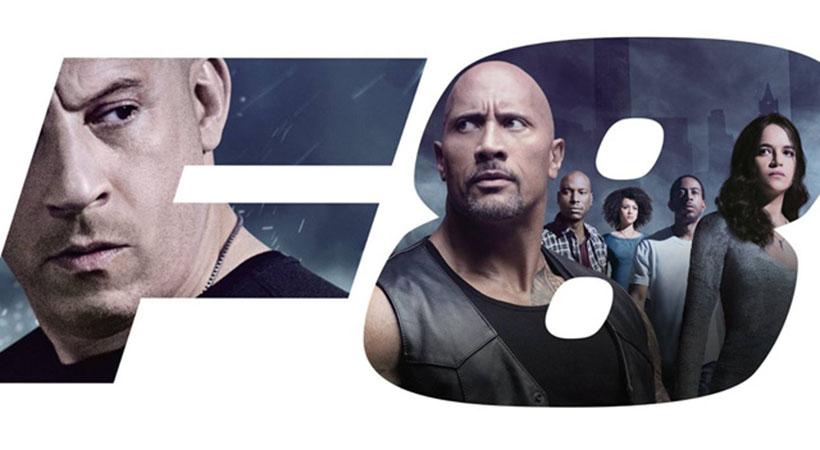 The Fate And Te Furious 8