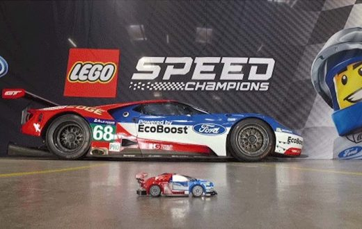 FORD GT Lego