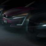 Doble debut Honda Clarity 2017