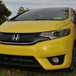 Test Drive Honda Fit EX-L 2017
