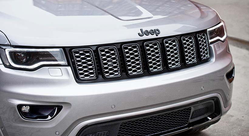 Jeep en el Auto Show Ginebra 2017