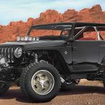 prototipos Jeep Mopar para el Easter Jeep Safari 2017
