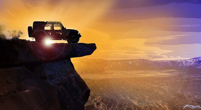 Prototipos Jeep Mopar