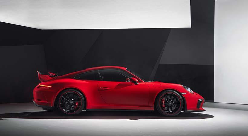 Porsche 2018