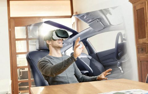 Realidad virtual Ford