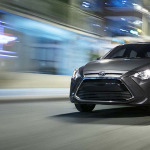 Test Drive Toyota Yaris iA 2017