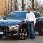 Test Drive Maserati Levante 2017