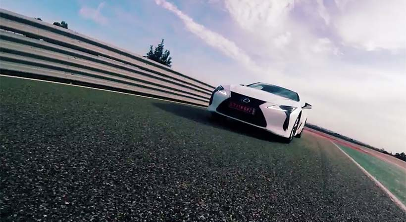 Tour Global Lexus LC 500
