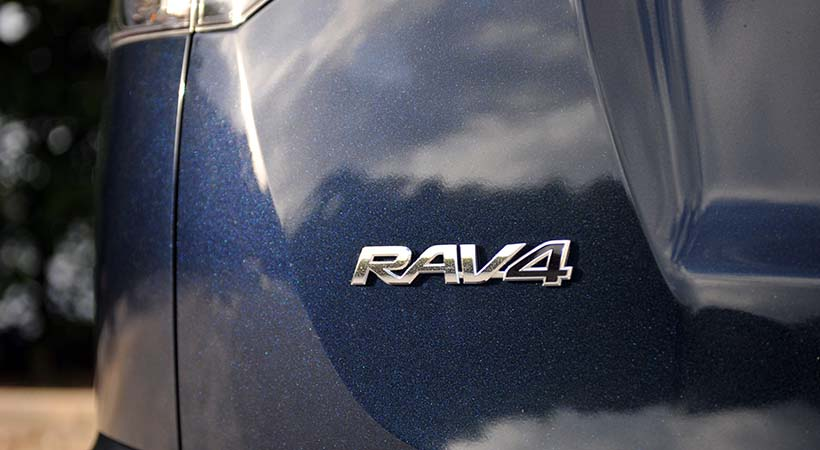 Toyota RAV4 Hybrid 2017