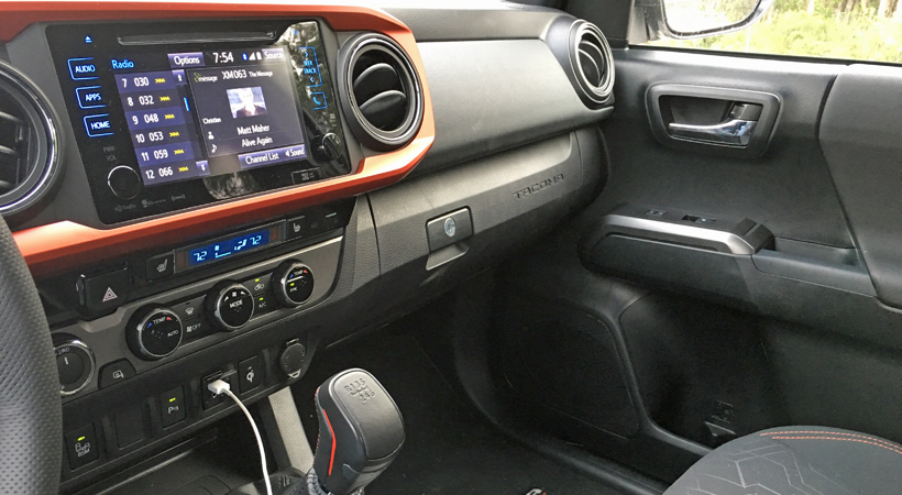 Test Drive Toyota Tacoma Sport TRD Pro 4x4 2017