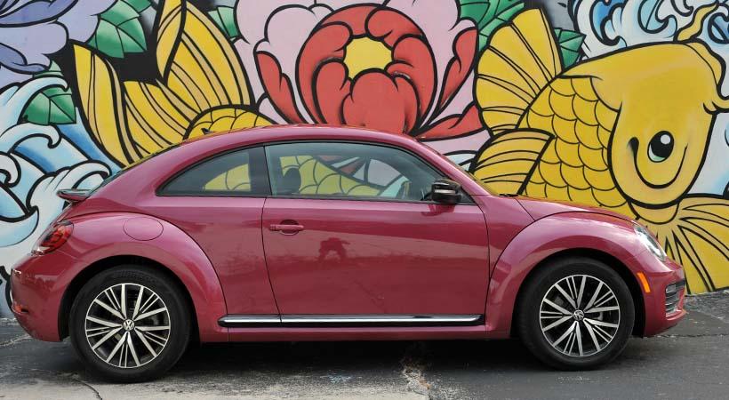 test drive volkswagen pinkbeetle 2017 edici n especial. Black Bedroom Furniture Sets. Home Design Ideas