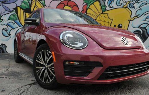 Volkswagen #PinkBeetle 2017