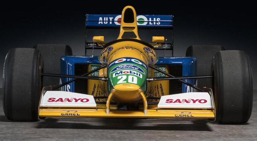 Benetton Ford B-191-02