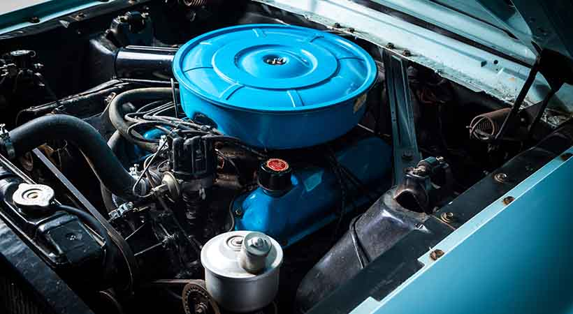 Ford Mustang 1964 ½