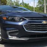Test Drive Chevrolet Malibu Hybrid 2017