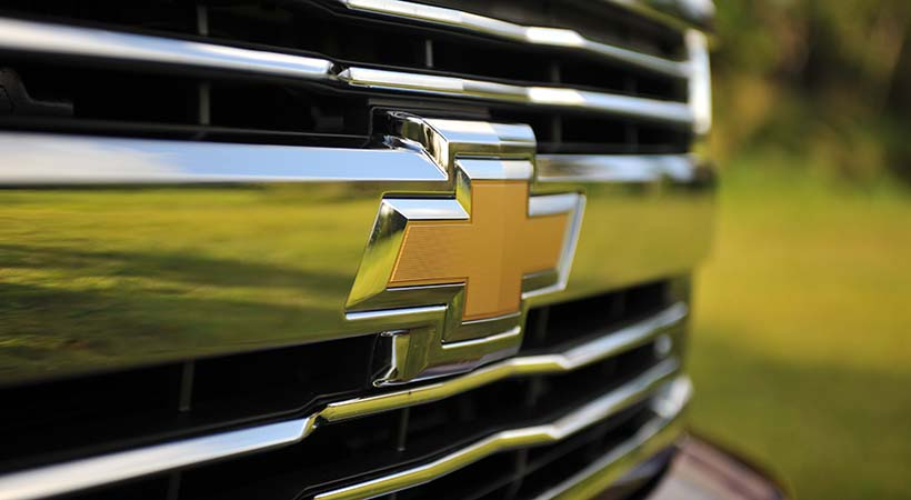 Chevrolet Silverado 2500 High Country AWD 2017