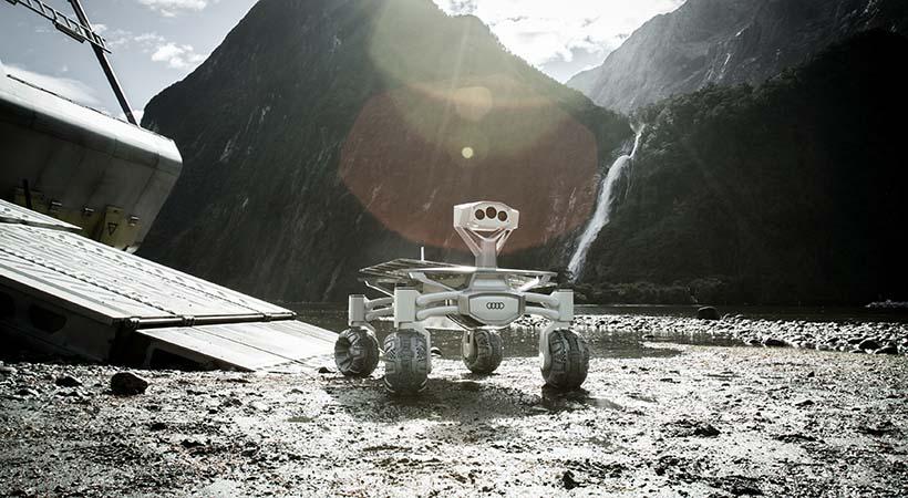 Video Audi Apollo 45