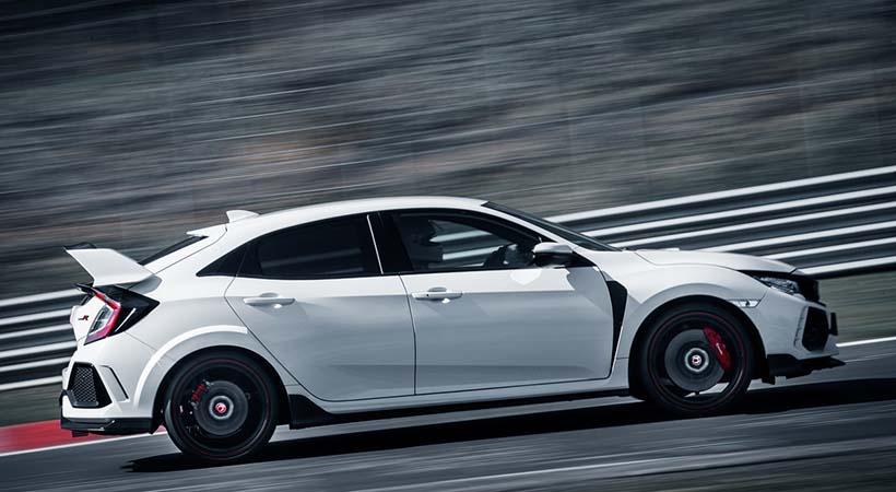 Nuevo récord Honda Civic Type R 2017 en el Nürburgring