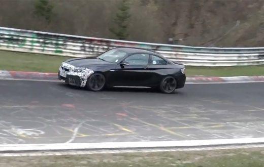 BMW M2 CS Prototipo