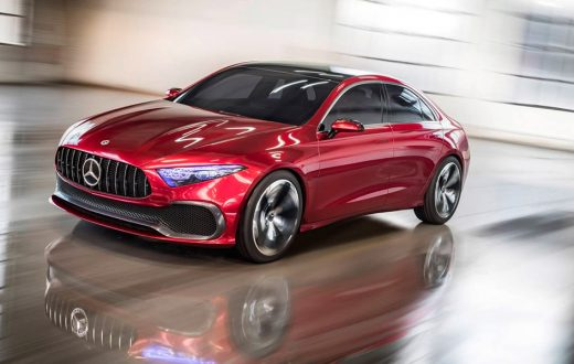 Mercedes-Benz Concept A, el futuro de sus compactos
