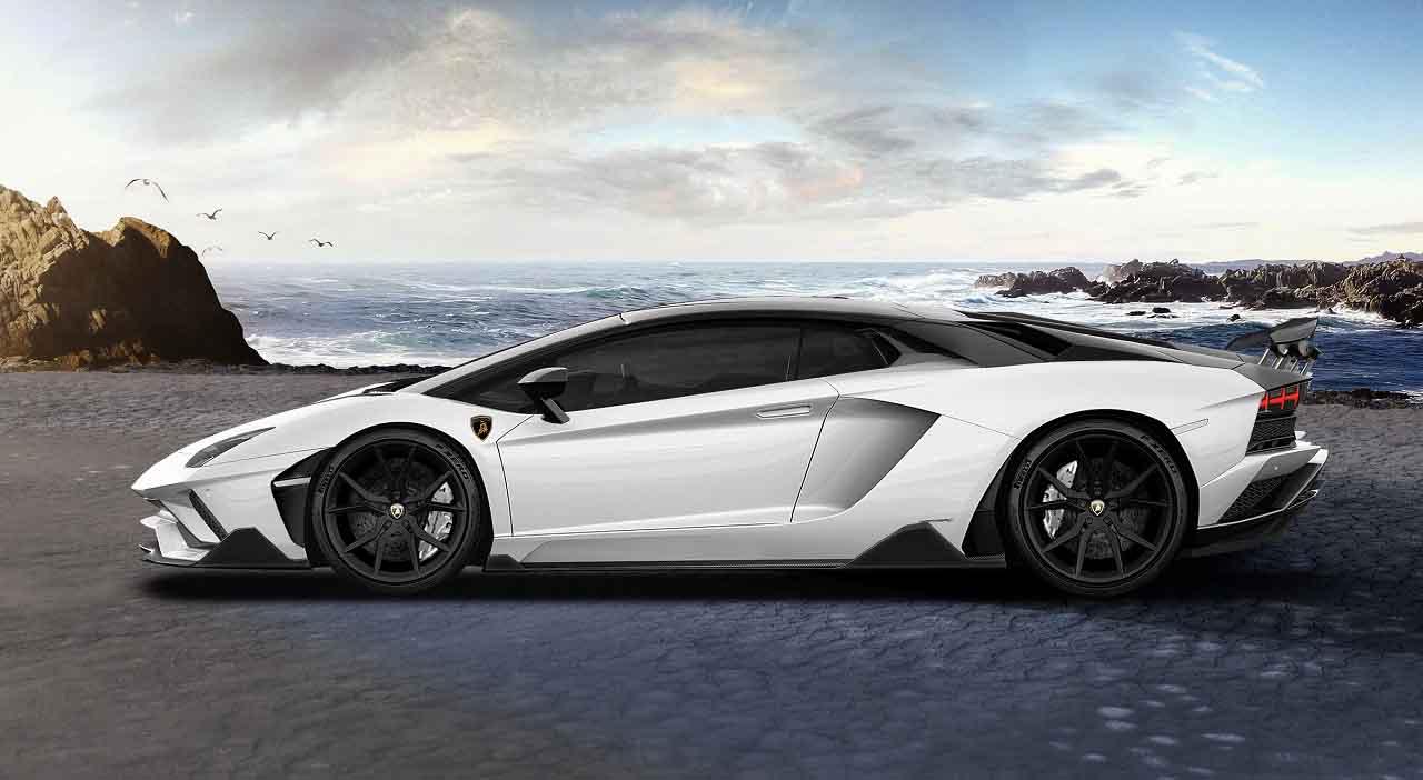 Lamborghini Aventador S Tecno por DMC, Tuning Alemán