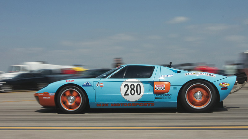 Ford GT Twin Turbo M2K