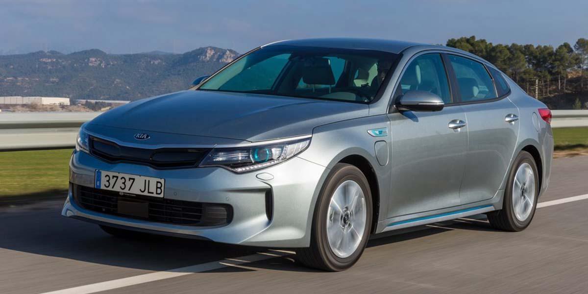 Kia Optima Plug In Hybrid 2017 Precio Y Versiones En