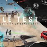 Nissan Rogue en la realidad virtual de Rogue One