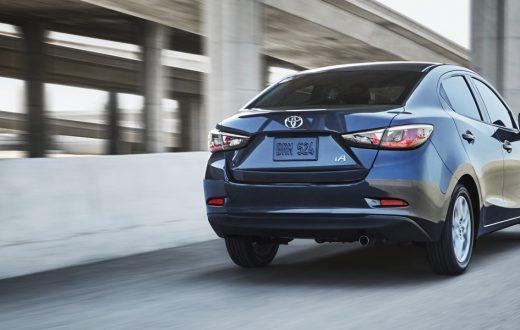 Toyota Yaris iA 2017: Para la generación del nuevo milenio