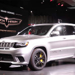 Video Jeep Grand Cherokee Trackhawk 2018