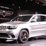 Video Jeep Grand Cherokee Trackhawk 2018