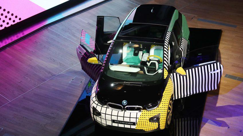 BMW i MemphisStyle