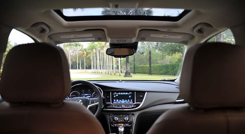 Test Drive Buick Encore Premium 2017,