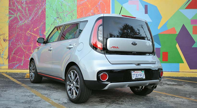 Test Drive Kia Soul Turbo 2017