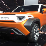 Toyota FT4xVideo Auto Show New York 2017