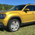 Test Drive Volkswagen Atlas 2018