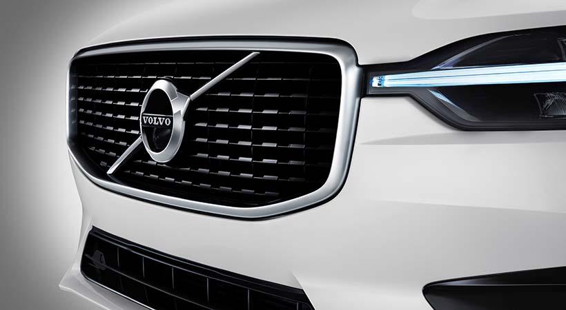 Primera Volvo XC60 2018