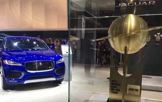 Auto Mundial del Año 2017