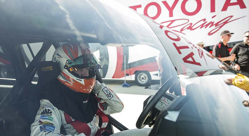 Test Drive Extremo Toyota