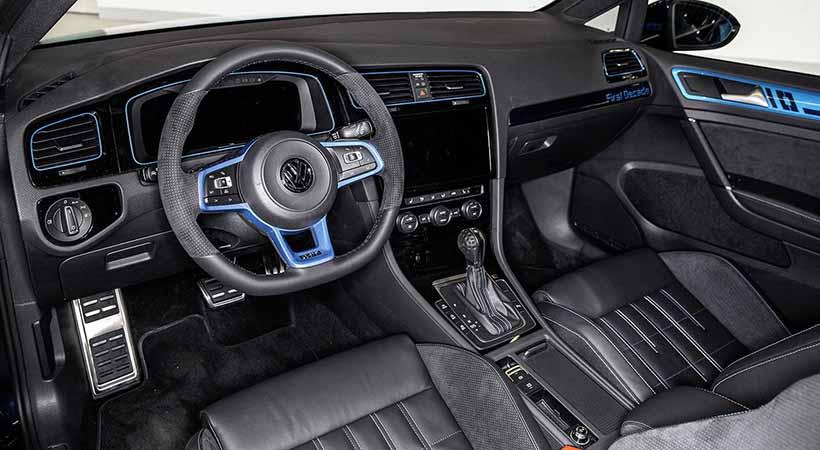 Volkswagen Golf GTI First Decade, autos eléctricos, autos híbridos, Wörthersee, vw performance parts