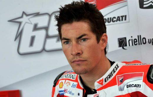 Nick Hayden pasó sin pena ni gloria por el equipo Ducati