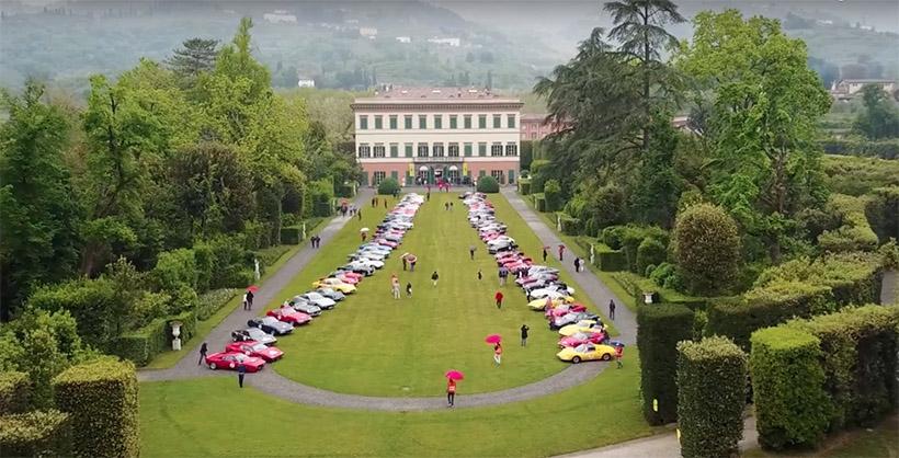 330 millones en Ferrari