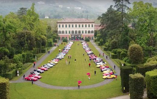Ferrari Cavalcade Classiche