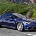 Video Alfa Romeo Giulia Quadrifoglio 2017