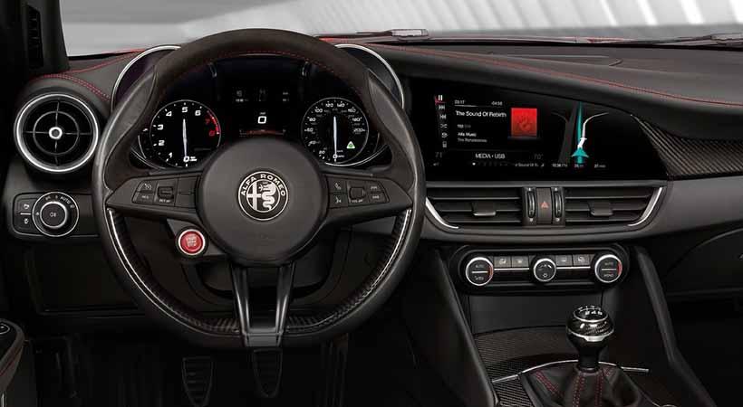 Alfa Romeo Giulia Quadrifoglio 2017 precio, Alfa Romeo Giulia Quadrifoglio 2017 video, autos nuevos, mejores autos deportivos por menos de $100,000